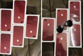 """Trộm táo tợn đột nhập """"Điện Máy Xanh"""" hốt iPhone 7"""