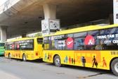 Vì sao người dân đi xe buýt tăng đột biến?