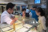Giá vàng SJC tăng mạnh phiên đầu tuần