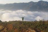 Săn mây trên đỉnh Tà Xùa: Thấy thiên đường vào giờ G