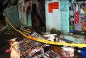 Cháy nhà trọ ở quận 9 trong đêm, 2 bà cháu tử vong