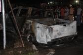 VIDEO: Ôtô và xe máy ở Phú Quốc cháy rụi kinh hoàng khi tông nhau