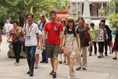 Khách Trung Quốc đến Việt Nam tăng trở lại