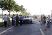 Vì sao con gái chọn QL 61C để đốt ô tô khiến cha tử vong?