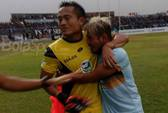 Cựu cầu thủ Than Quảng Ninh ngộ sát thủ môn Indonesia là ai?