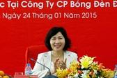 Bộ Tài chính lý giải việc bà Kim Thoa thâu tóm cổ phần Điện Quang
