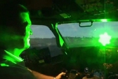 Máy bay tư nhân bị chiếu đèn laze ở Nội Bài