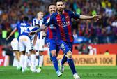 Messi từng muốn rời Barcelona sau khi nhận án trốn thuế