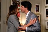Công du một mình, bà Melania Trump gặp Hoàng tử Harry và Thủ tướng Canada