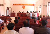 Phó ban dân vận huyện nhận án tù vì đánh bạc