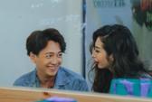 Cặp đôi Ngô Kiến Huy - Khổng Tú Quỳnh tình cảm lãng mạn trong hậu trường