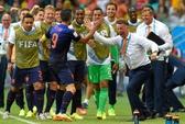 Sợ mất World Cup, Hà Lan
