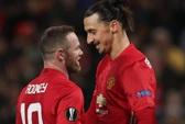 Rooney bị Ibrahimovic soán ngôi