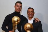 Thầy trò Ronaldo ẵm giải thưởng