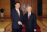 Chủ tịch Trung Quốc Tập Cận Bình thăm cấp Nhà nước tới Việt Nam