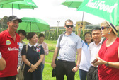 Giáo sư Úc hỗ trợ dinh dưỡng cho Học viện NutiFood