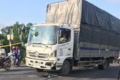 Lấn tuyến, xe tải tông chết 2 vợ chồng