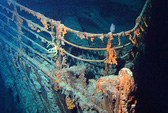 Xác tàu Titanic sắp bị