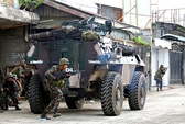Tay súng thánh chiến nước ngoài xâm nhập Philippines