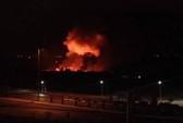 Israel bất ngờ dội bom sân bay quân sự của ông Assad