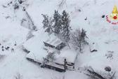 Tuyết lở chôn vùi khách sạn, 30 người chết