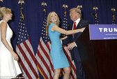 Lộ vụ con gái ông Trump đăng ký bầu cử ở 2 bang