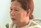 Bắt giữ nữ quái tạt axít, trốn truy nã gần 24 năm