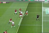 Trọng tài sai khi từ chối bàn thắng vào lưới M.U?