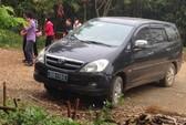 Kiểm tra 6 Phó giám đốc sở, cán bộ huyện lấy xe công đi lễ chùa