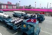 Diễu binh rầm rộ, Triều Tiên lần đầu