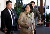 Nghị sĩ Mỹ gặp lãnh đạo Đài Loan, chọc giận Trung Quốc