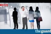 5 giây định mệnh của ông Kim Jong-nam