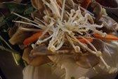 Lẩu nấm hải sản cho ngày Giỗ Tổ thêm ý nghĩa