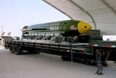 """Mỹ thả """"bom mẹ"""" GBU-43 xuống Afghanistan"""