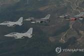 Mỹ - Hàn tập trận rầm rộ sau khi Tiều Tiên phóng tên lửa