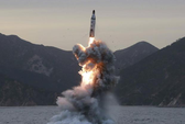 Triều Tiên dọa biến tàu ngầm Mỹ thành