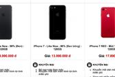 iPhone 7 giá rẻ đổ bộ vào Việt Nam