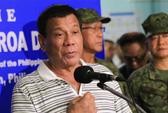 Ông Duterte: Tiêu diệt phiến quân