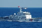 Tàu Trung Quốc lần đầu áp sát