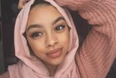 Cô gái Hồi giáo bị