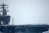 Máy bay không người lái Iran tiếp cận tàu sân bay Mỹ