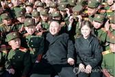 Vợ ông Kim Jong-un sinh con lần 3?