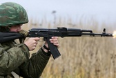 Nga chưa tập trận, NATO lo xa