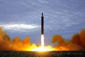 Triều Tiên phóng tên lửa từ Bình Nhưỡng bay qua Nhật Bản