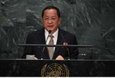 Triều Tiên: Tổng thống Donald Trump đang trong