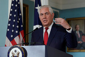 Ngoại trưởng Mỹ: Gia đình ông Assad không có chỗ ở Syria