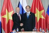 Chủ tịch nước và Tổng thống Putin ra Tuyên bố chung về an ninh thông tin