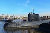 Tàu ngầm Argentina mất liên lạc đột ngột