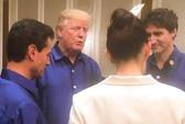 Thủ tướng New Zealand tiếc vì đã kể chuyện về ông Trump