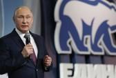 Ông Putin tuyên bố không đối xử với nước Nga